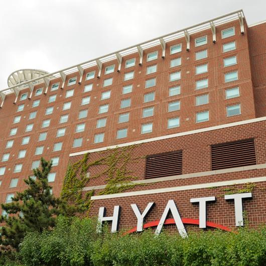 Hyatt Harborside