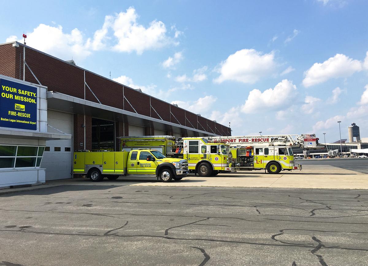 Public Safety at Massport