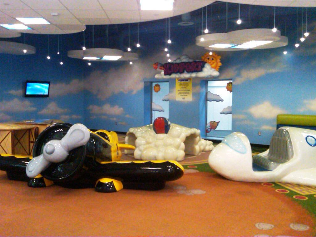 Kidport At Boston Logan International Airport